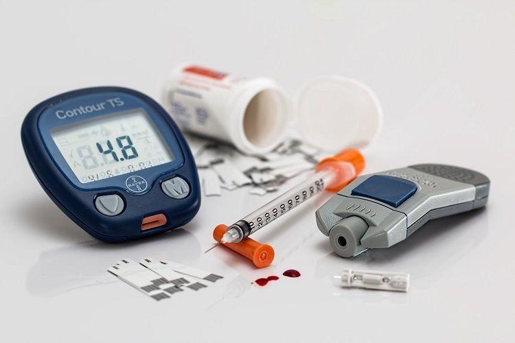 medidor de glucosa sin pinchazos