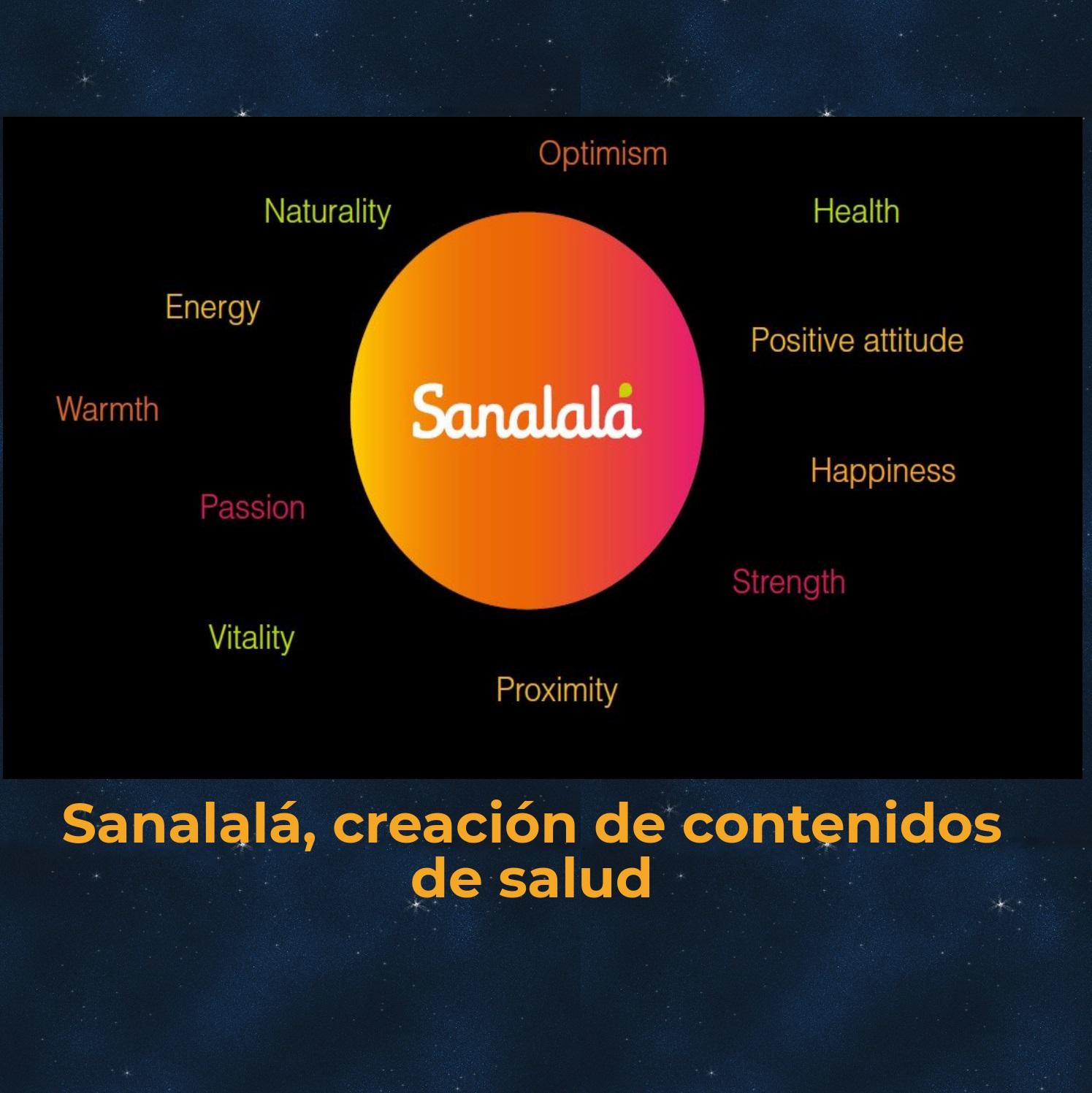 Sanalalá